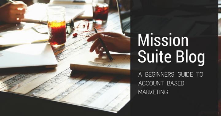 account based marketing, abm marketing, mission suite